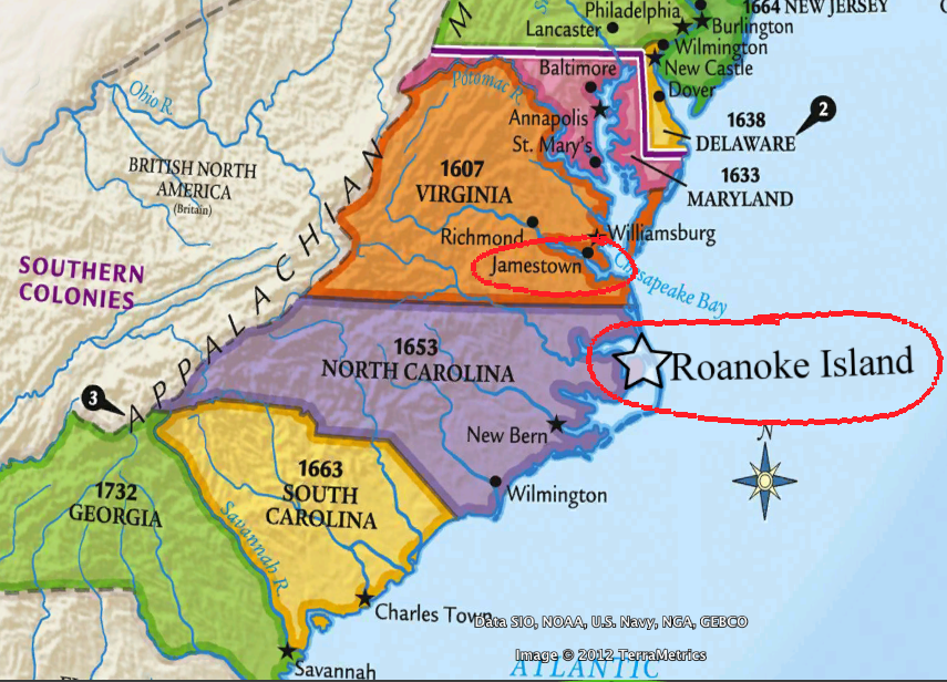 Worksheet. Map Of the southern Colonies  My blog