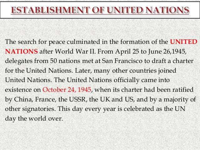 an analysis of the structure of the united nations Similar items constitution of the united nations : analysis of structure and function by: ross, alf, 1899-published: (1950) the united nations: peace.